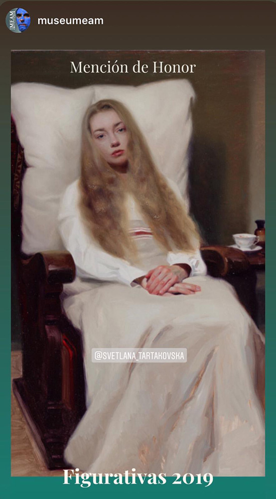 Ziek - Svetlana Tartakovska